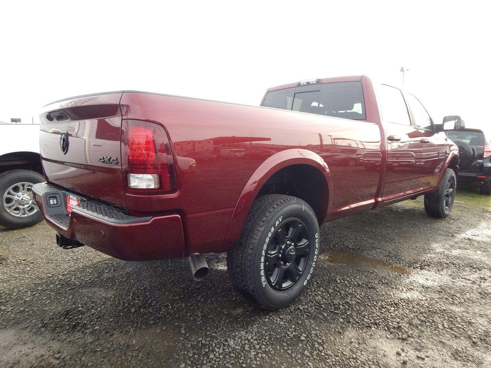 2018 Ram 3500 Crew Cab 4x4,  Pickup #R1668 - photo 6