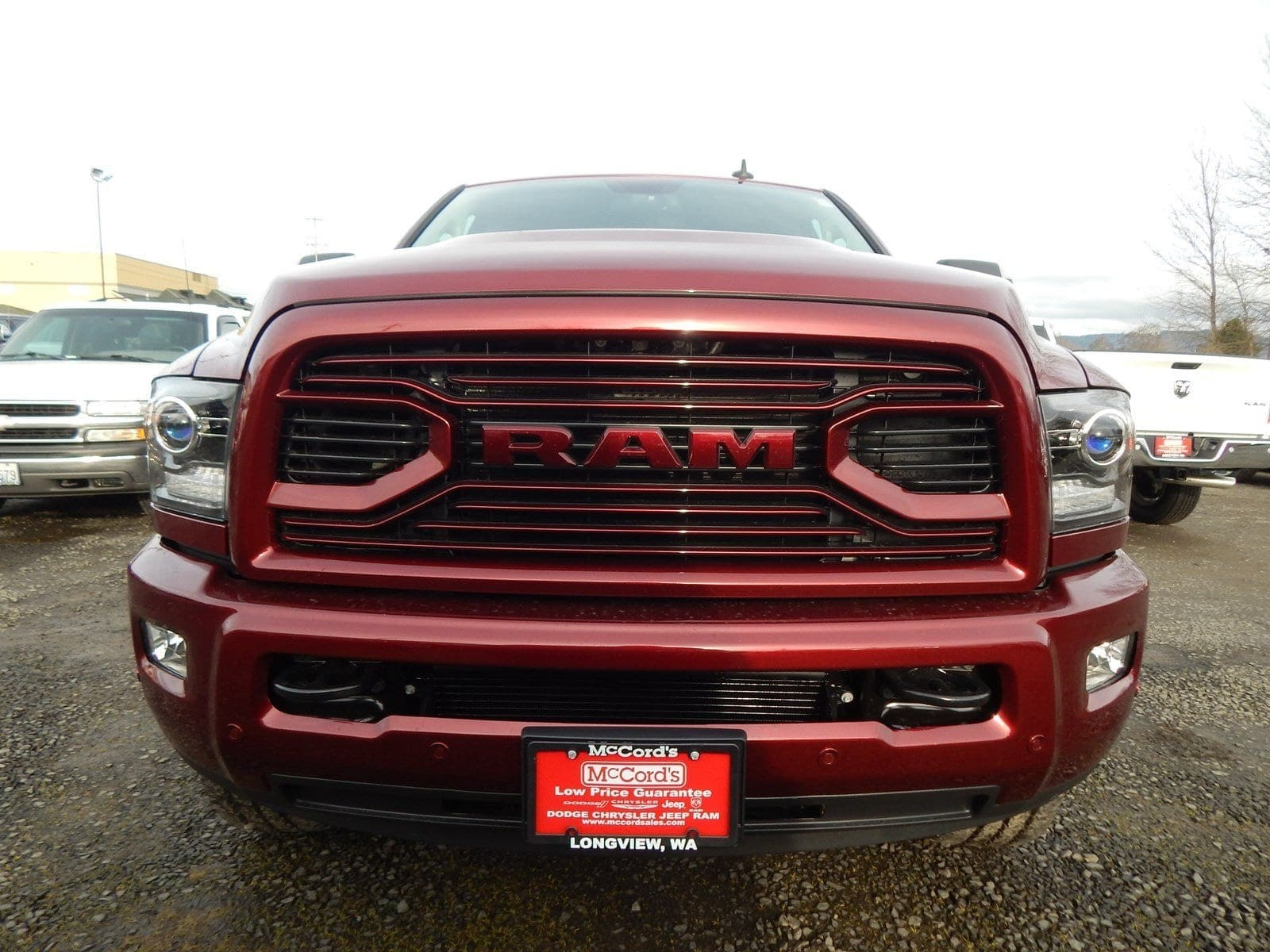 2018 Ram 3500 Crew Cab 4x4,  Pickup #R1668 - photo 8