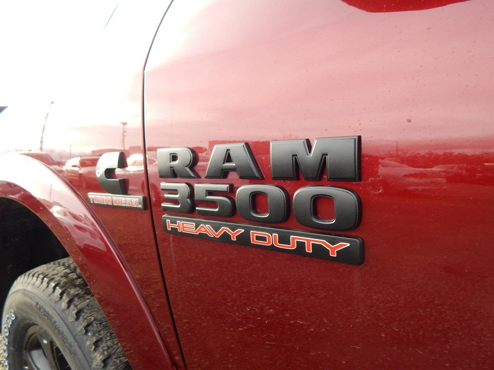 2018 Ram 3500 Crew Cab 4x4,  Pickup #R1668 - photo 13