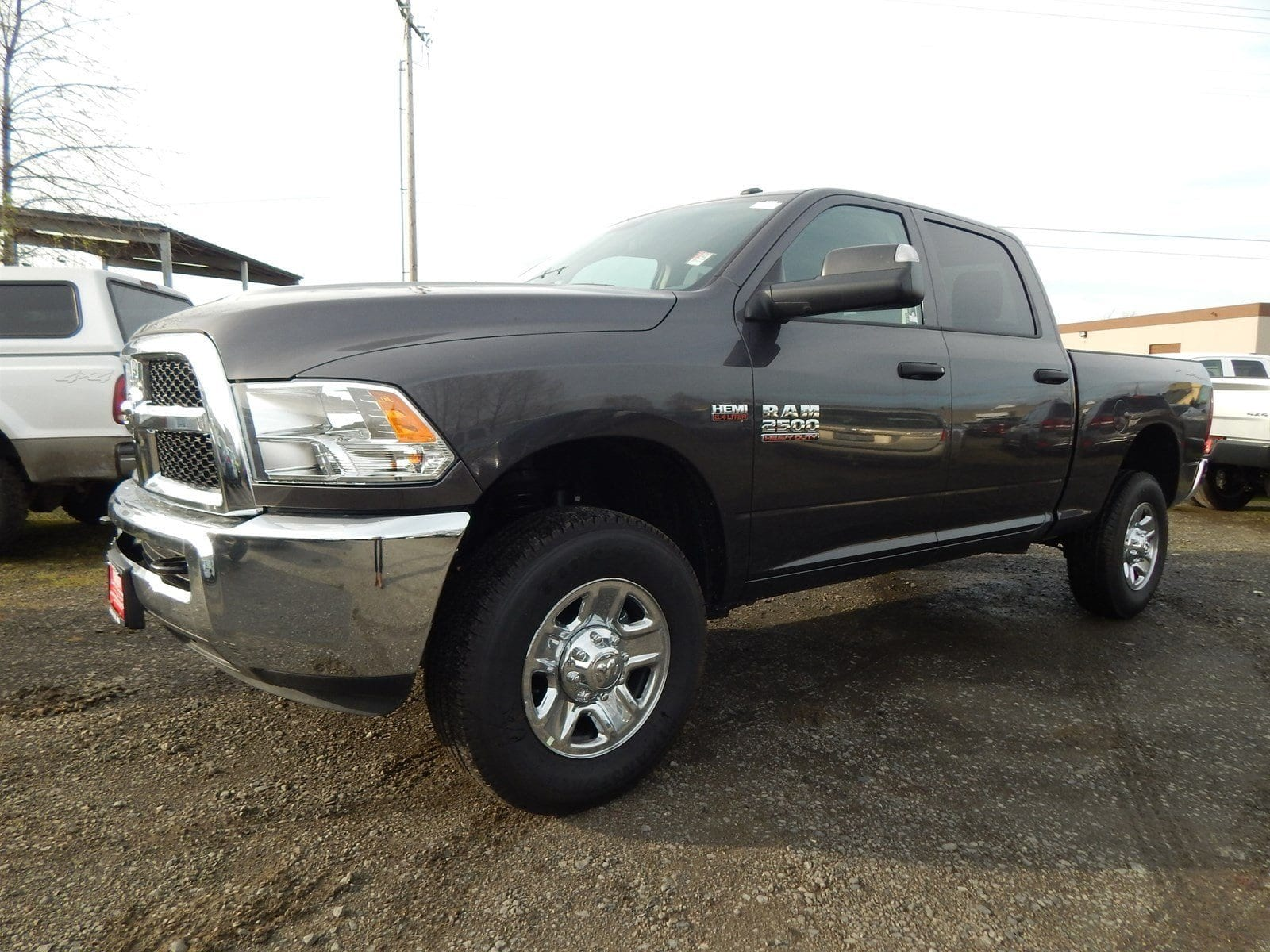 2018 Ram 2500 Crew Cab 4x4,  Pickup #R1672 - photo 1