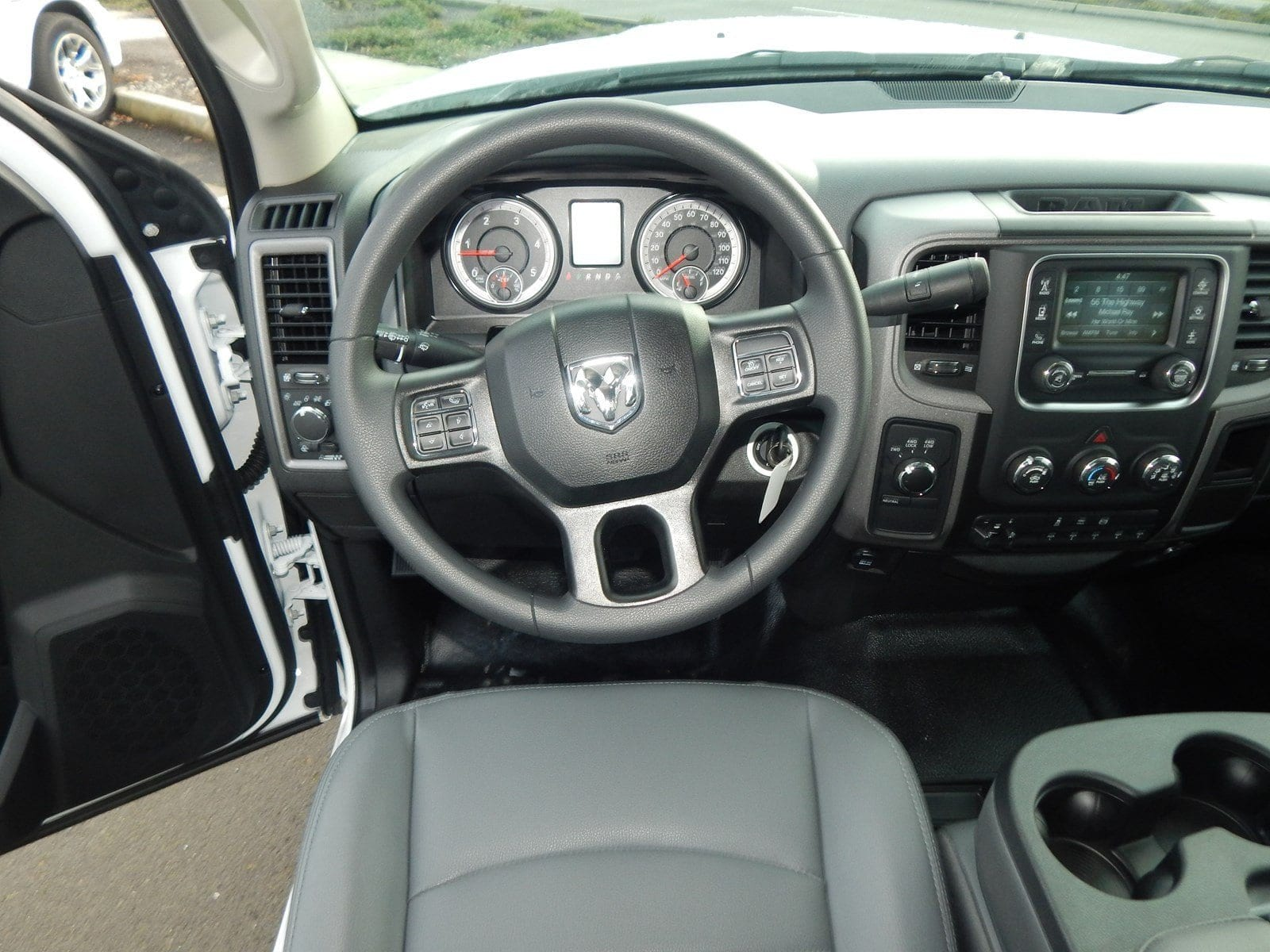 2018 Ram 3500 Crew Cab 4x4,  Harbor Service Body #R1675 - photo 12
