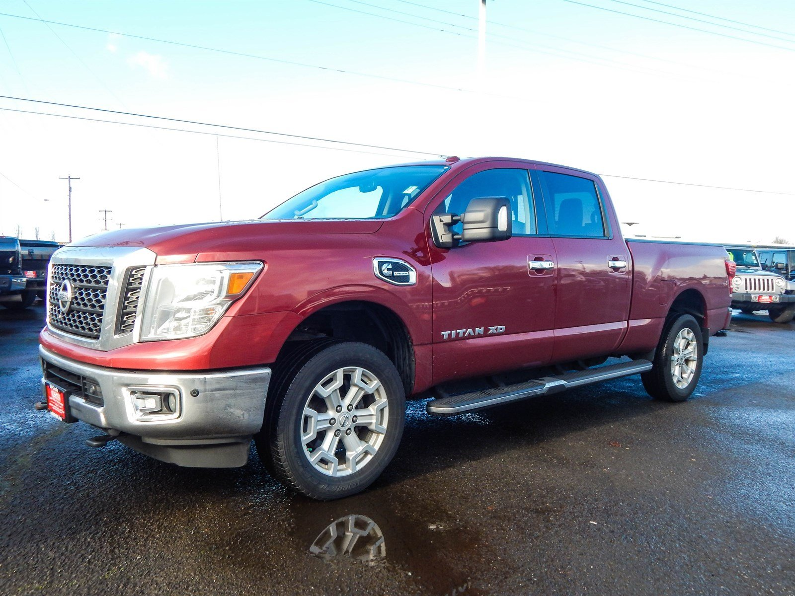 2016 Titan XD Crew Cab 4x4, Pickup #R1693A - photo 1