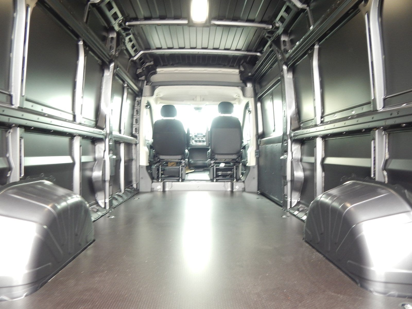 2019 ProMaster 2500 High Roof FWD, Empty Cargo Van #R1751 - photo 1