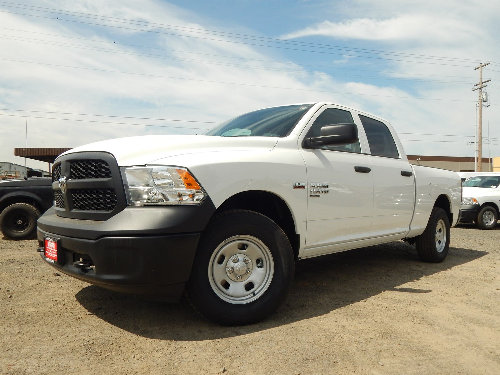 2019 Ram 1500 Crew Cab 4x4, Pickup #R1786 - photo 1