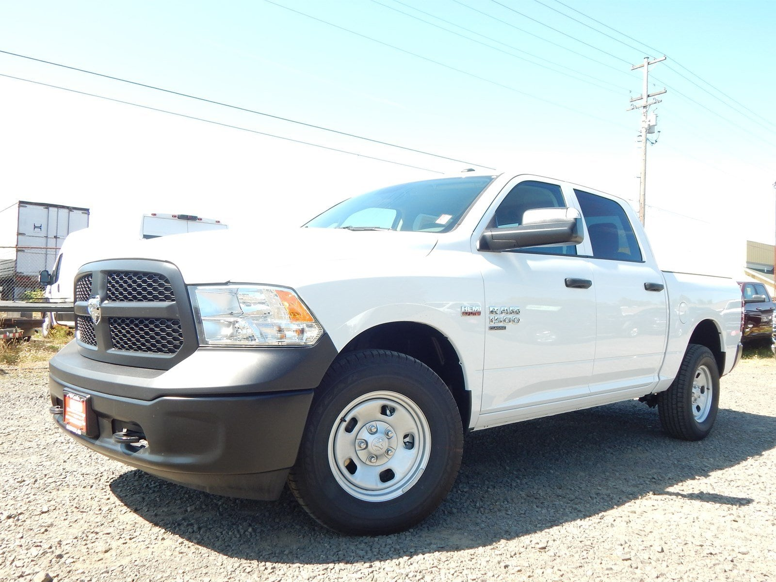 2019 Ram 1500 Crew Cab 4x4, Pickup #R1808 - photo 1