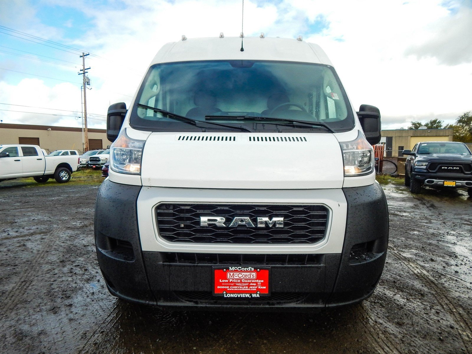 2019 ProMaster 1500 High Roof FWD, Empty Cargo Van #R1834 - photo 8