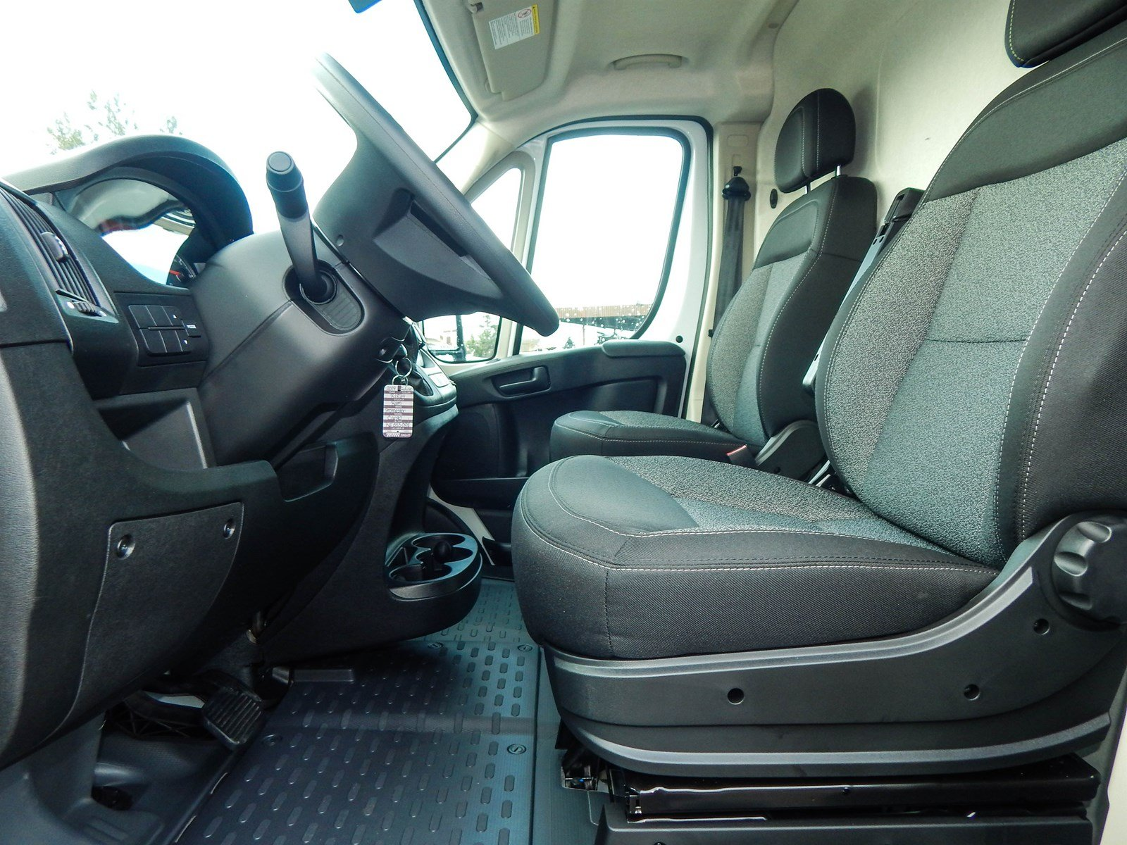 2019 ProMaster 1500 High Roof FWD, Empty Cargo Van #R1834 - photo 10