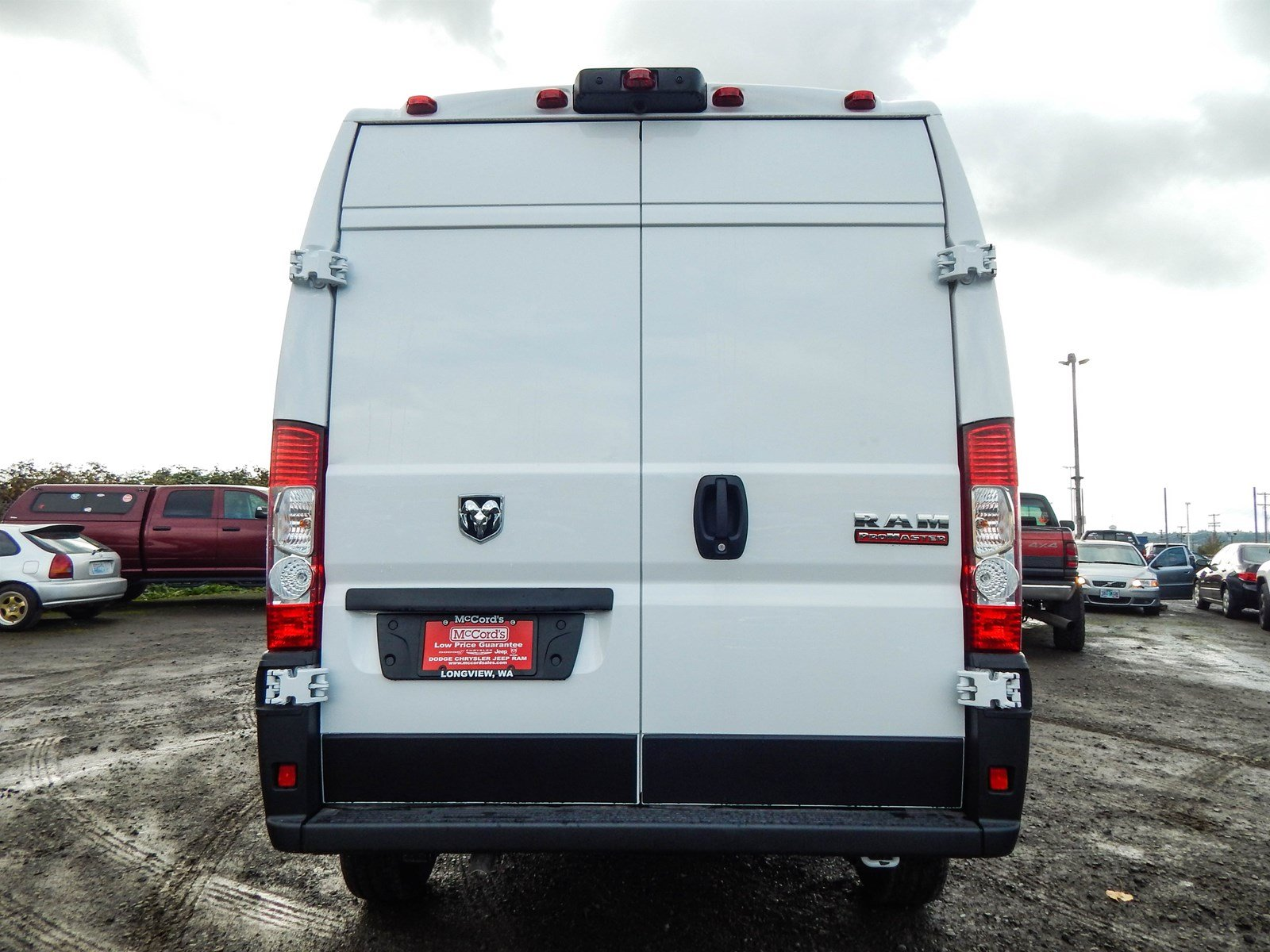 2019 ProMaster 1500 High Roof FWD, Empty Cargo Van #R1834 - photo 5
