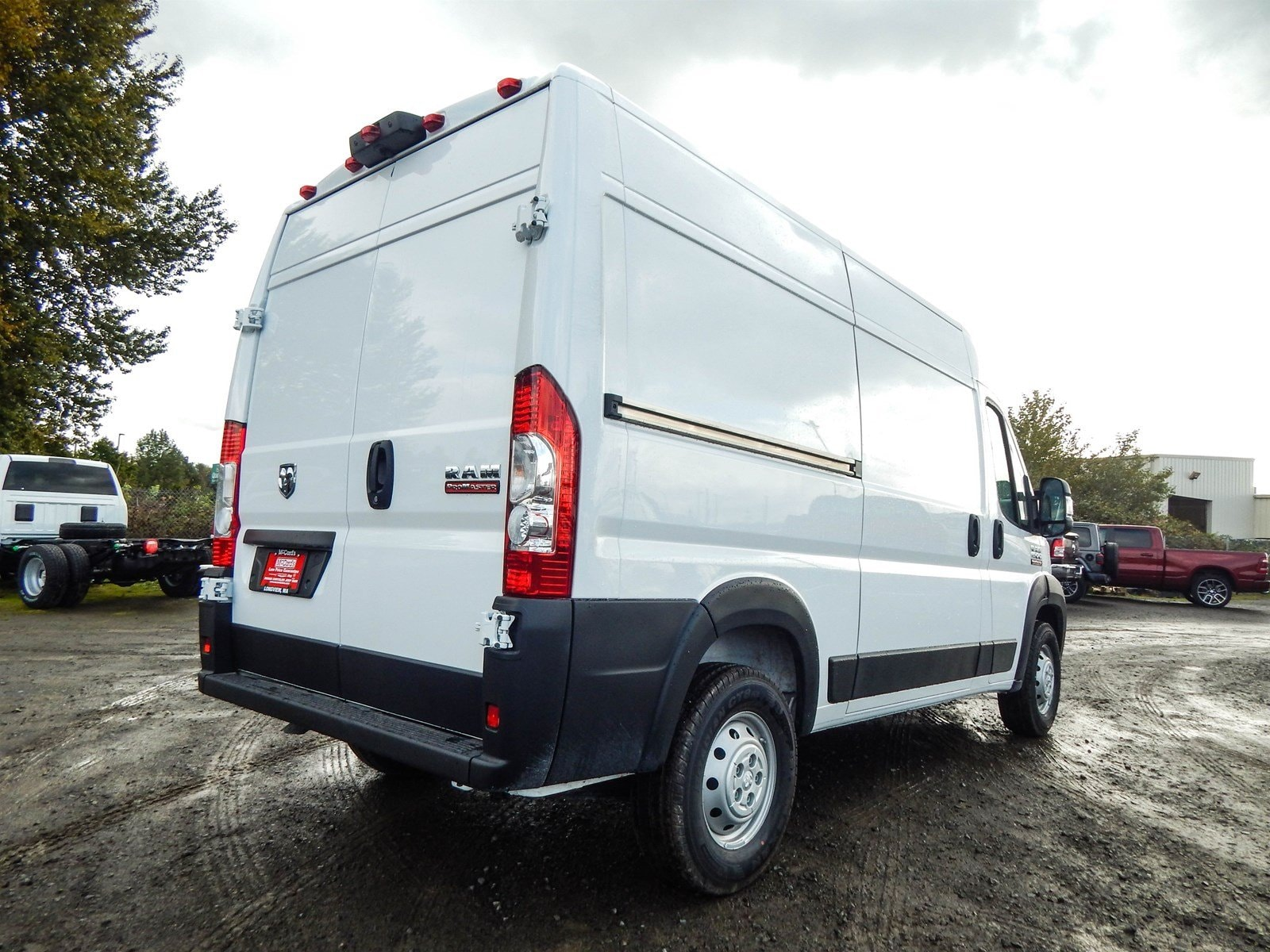 2019 ProMaster 1500 High Roof FWD, Empty Cargo Van #R1834 - photo 6