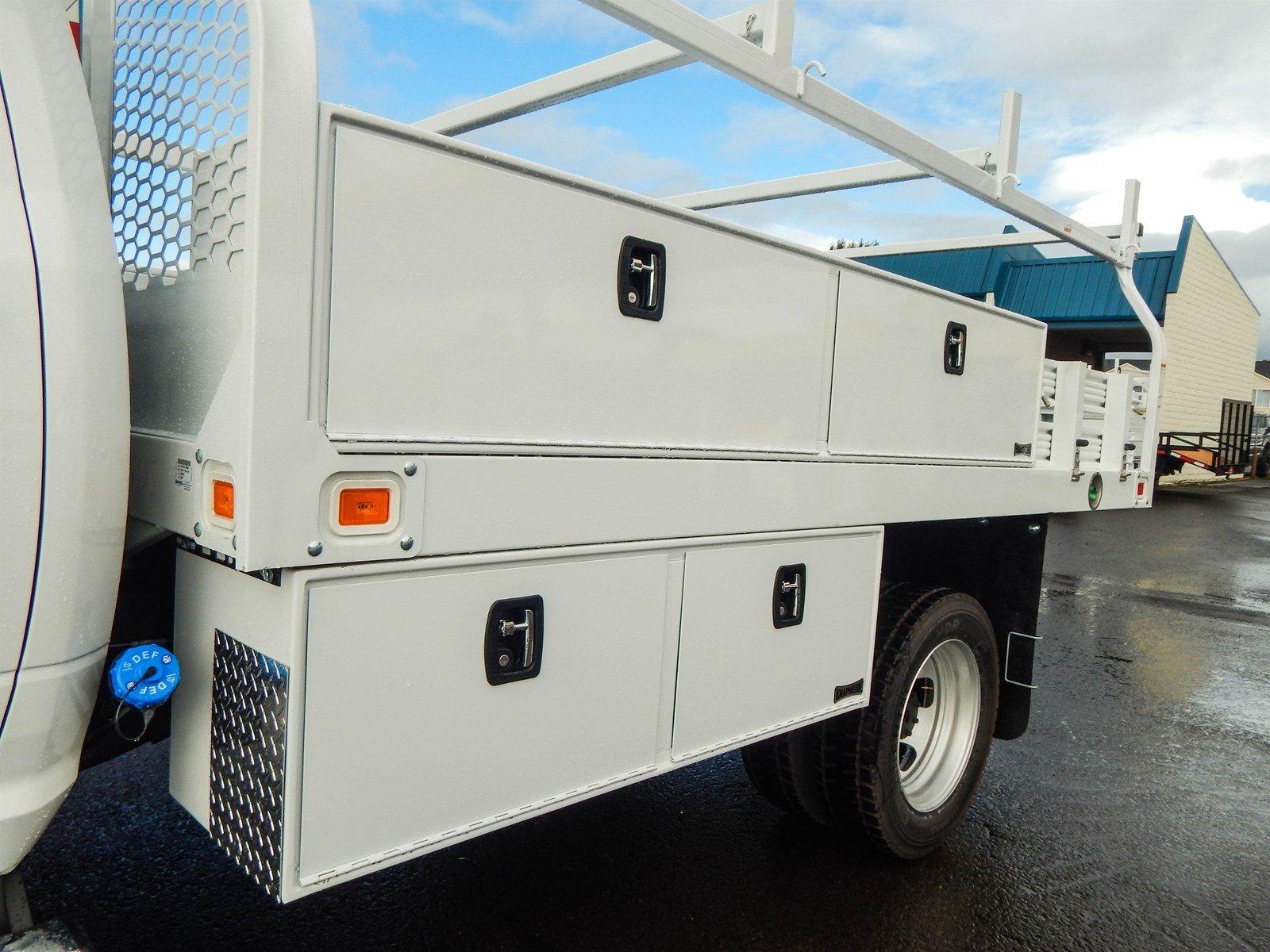 2019 Ram 5500 Crew Cab DRW 4x4, Knapheide Contractor Body #R1869 - photo 8