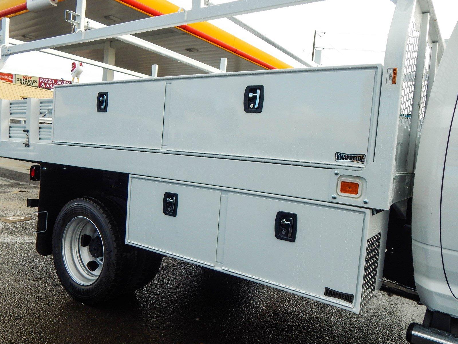 2019 Ram 5500 Crew Cab DRW 4x4, Knapheide Contractor Body #R1869 - photo 9
