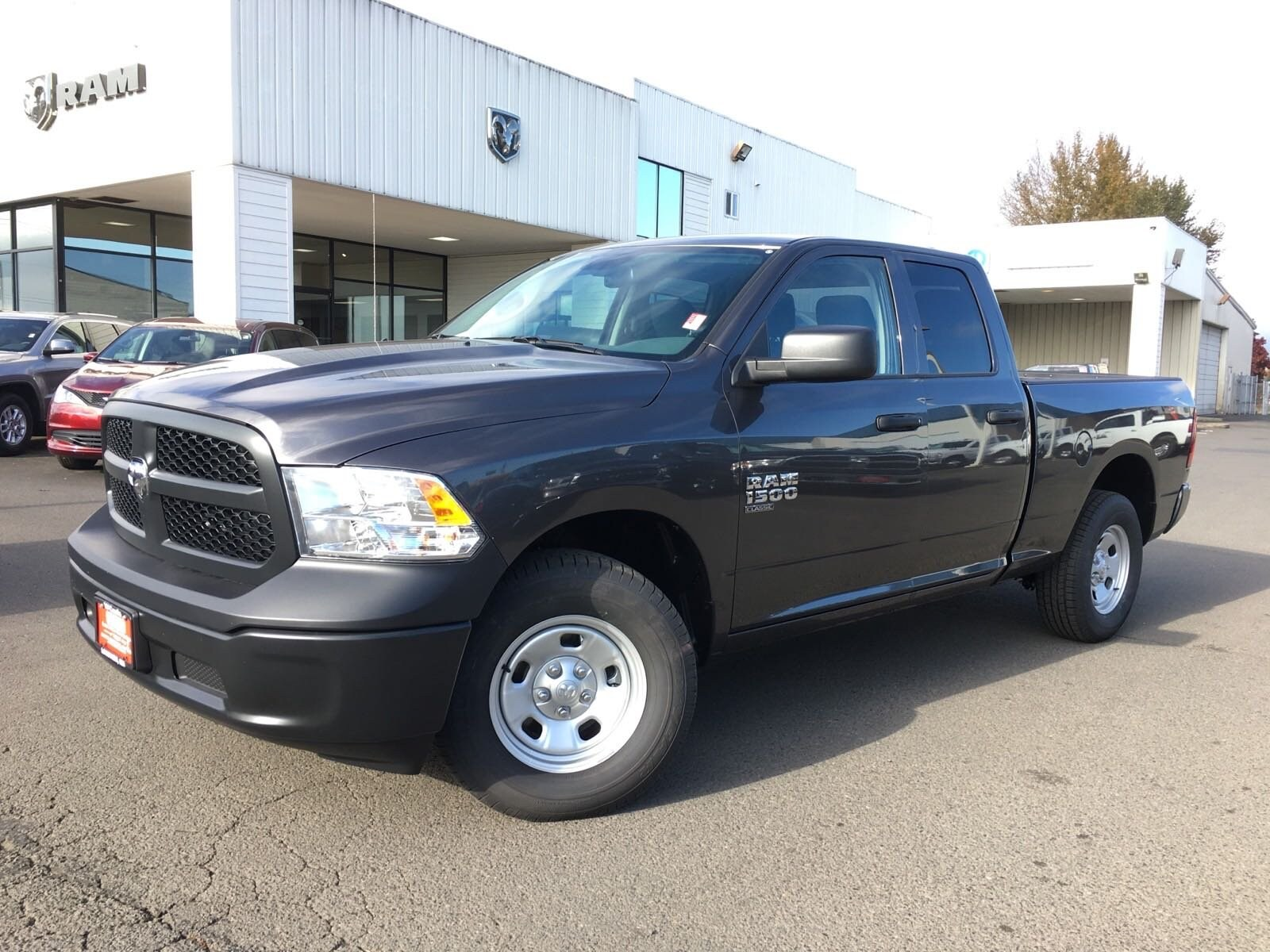 2019 Ram 1500 Quad Cab 4x4, Pickup #R1899 - photo 1