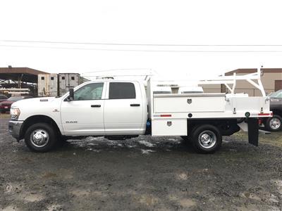 2019 Ram 3500 Crew Cab DRW 4x4, Harbor Standard Contractor Body #R1908 - photo 3