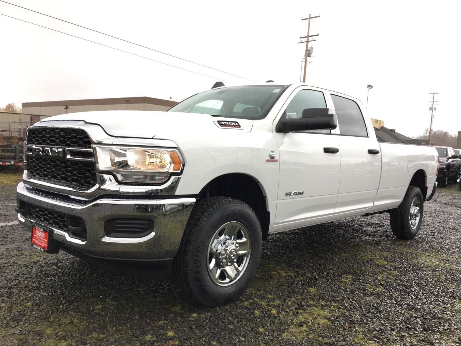 2019 Ram 3500 Crew Cab 4x4, Pickup #R1920 - photo 1