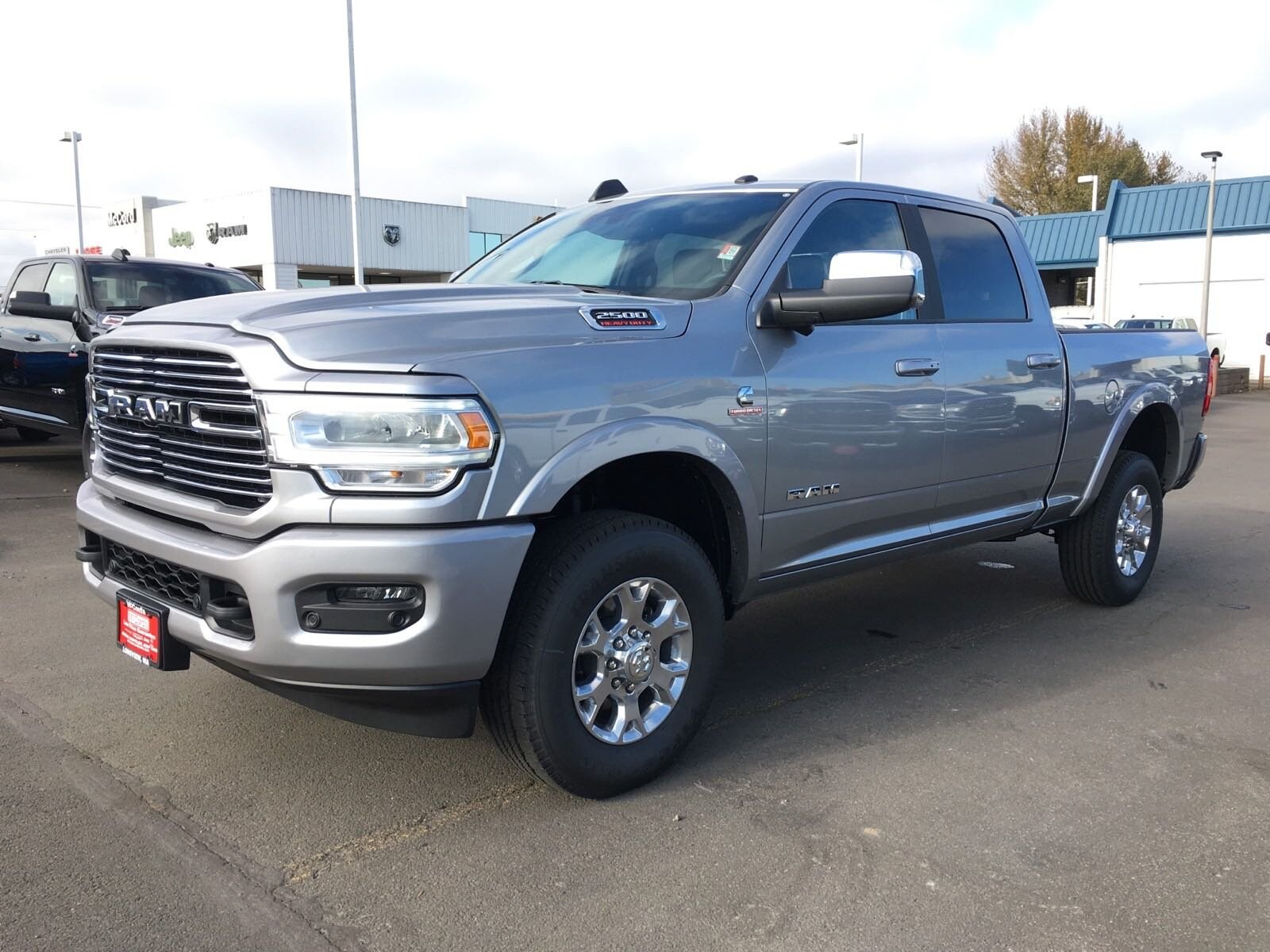 2019 Ram 2500 Crew Cab 4x4, Pickup #R1923 - photo 1