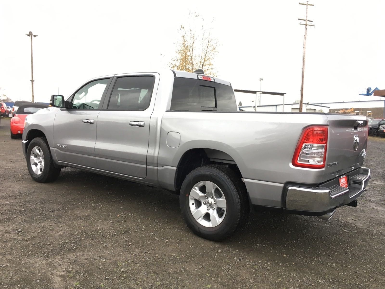 2020 Ram 1500 Crew Cab 4x4, Pickup #R1928 - photo 1