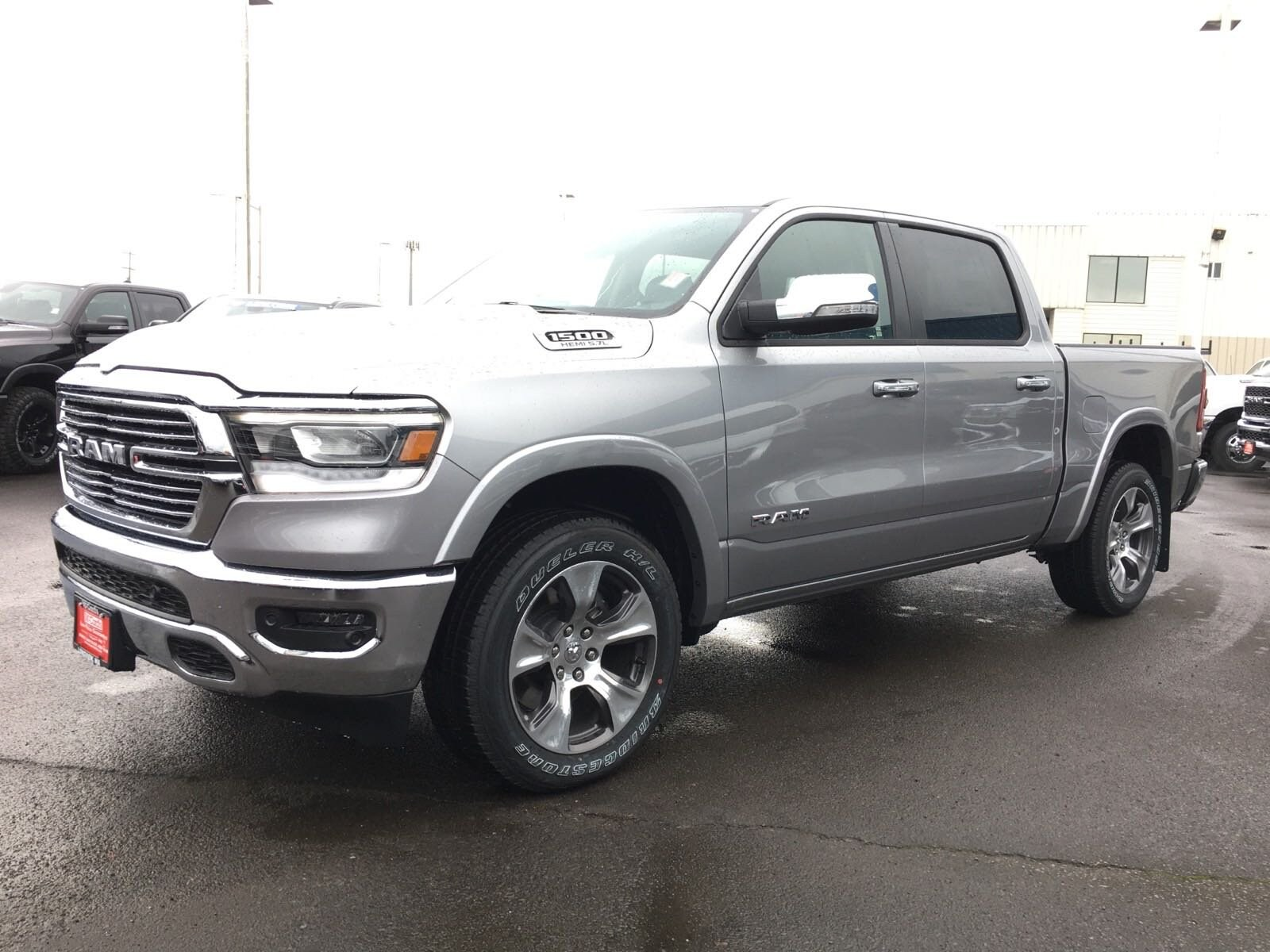 2020 Ram 1500 Crew Cab 4x4, Pickup #R1930 - photo 1