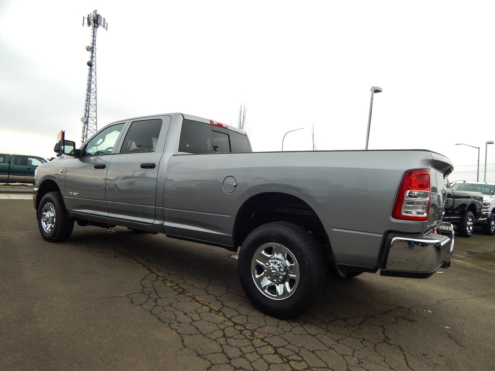 2019 Ram 3500 Crew Cab 4x4, Pickup #R1935 - photo 1