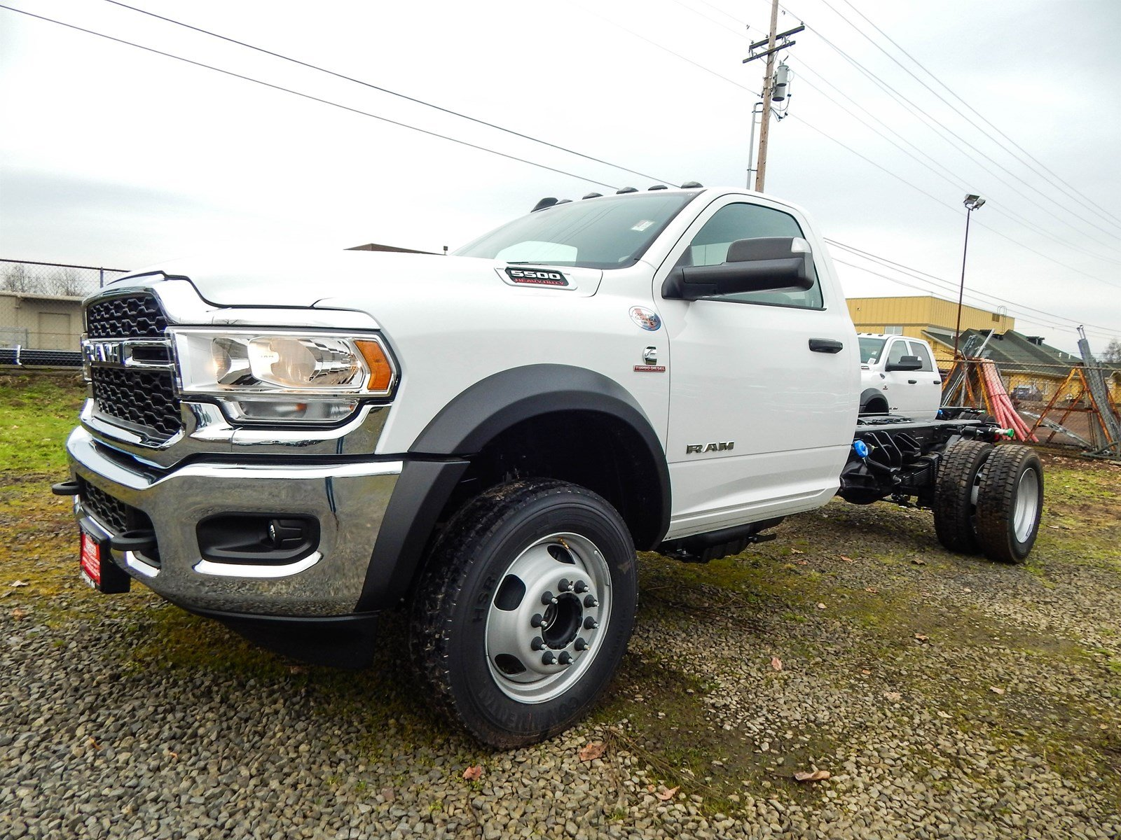 2019 Ram 5500 Regular Cab DRW 4x4, Cab Chassis #R1940 - photo 1
