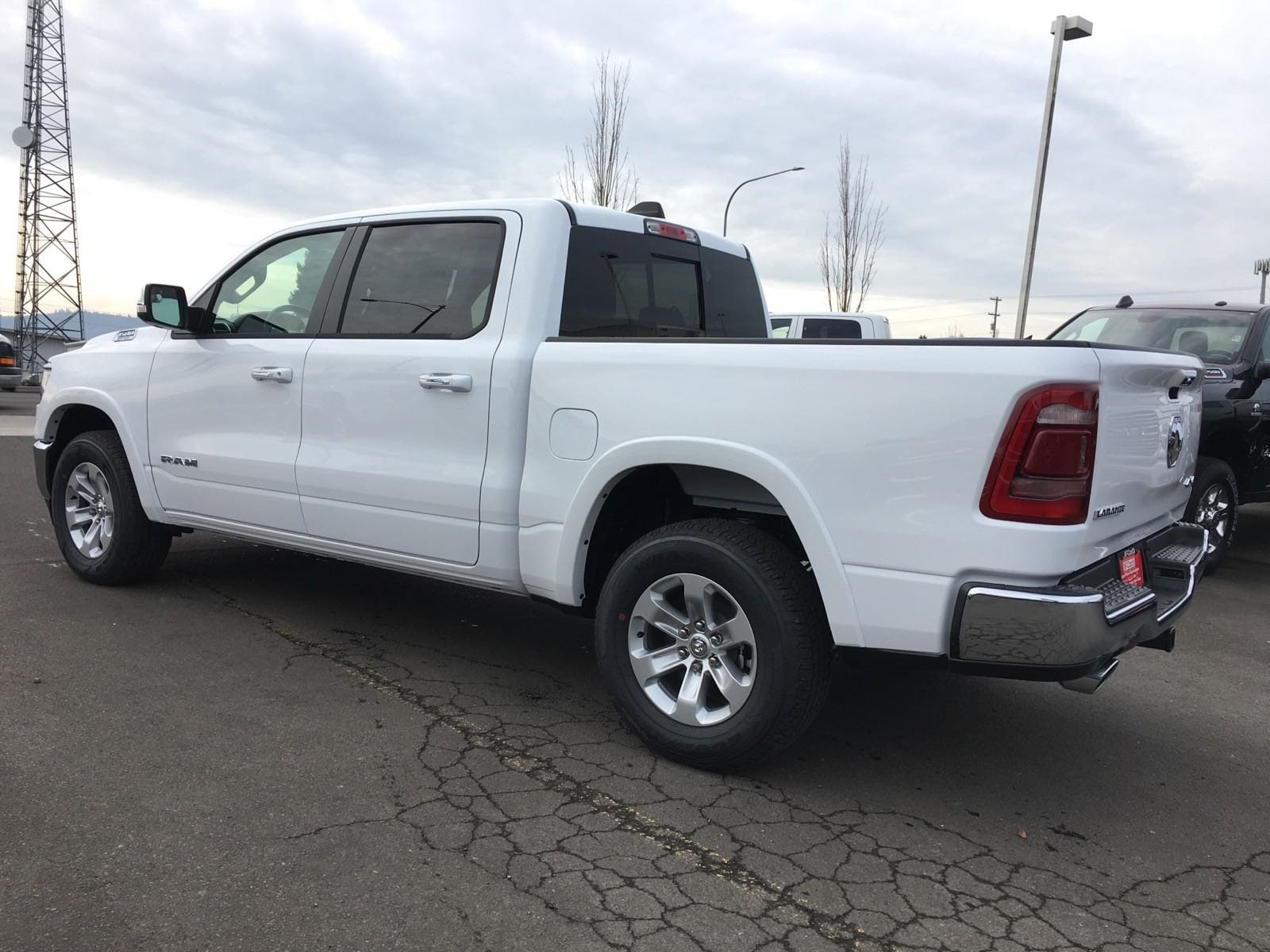 2020 Ram 1500 Crew Cab 4x4, Pickup #R1946 - photo 1