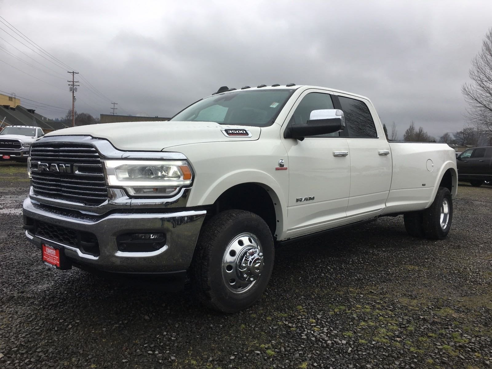 2020 Ram 3500 Crew Cab DRW 4x4, Pickup #R1963 - photo 1
