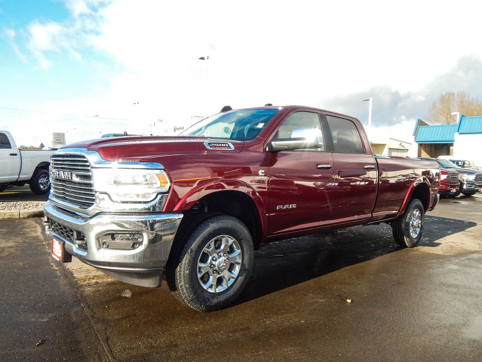 2020 Ram 2500 Crew Cab 4x4, Pickup #R1977 - photo 1