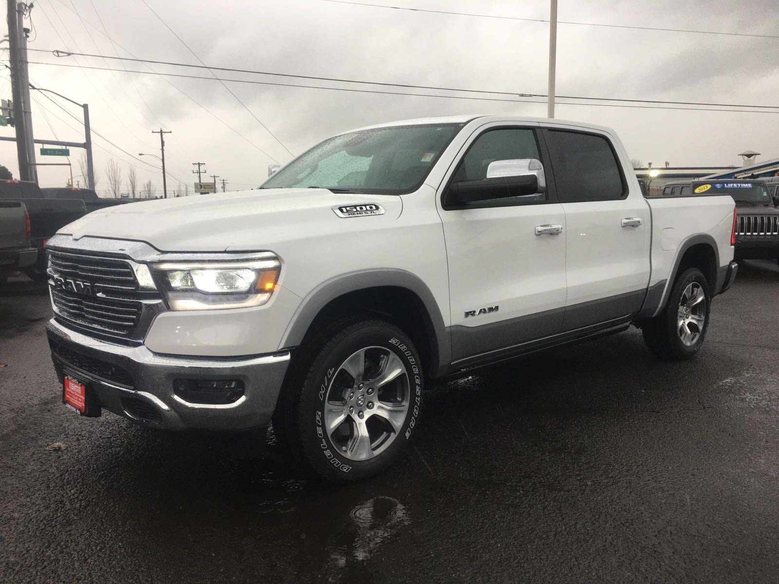 2020 Ram 1500 Crew Cab 4x4, Pickup #R1983 - photo 1