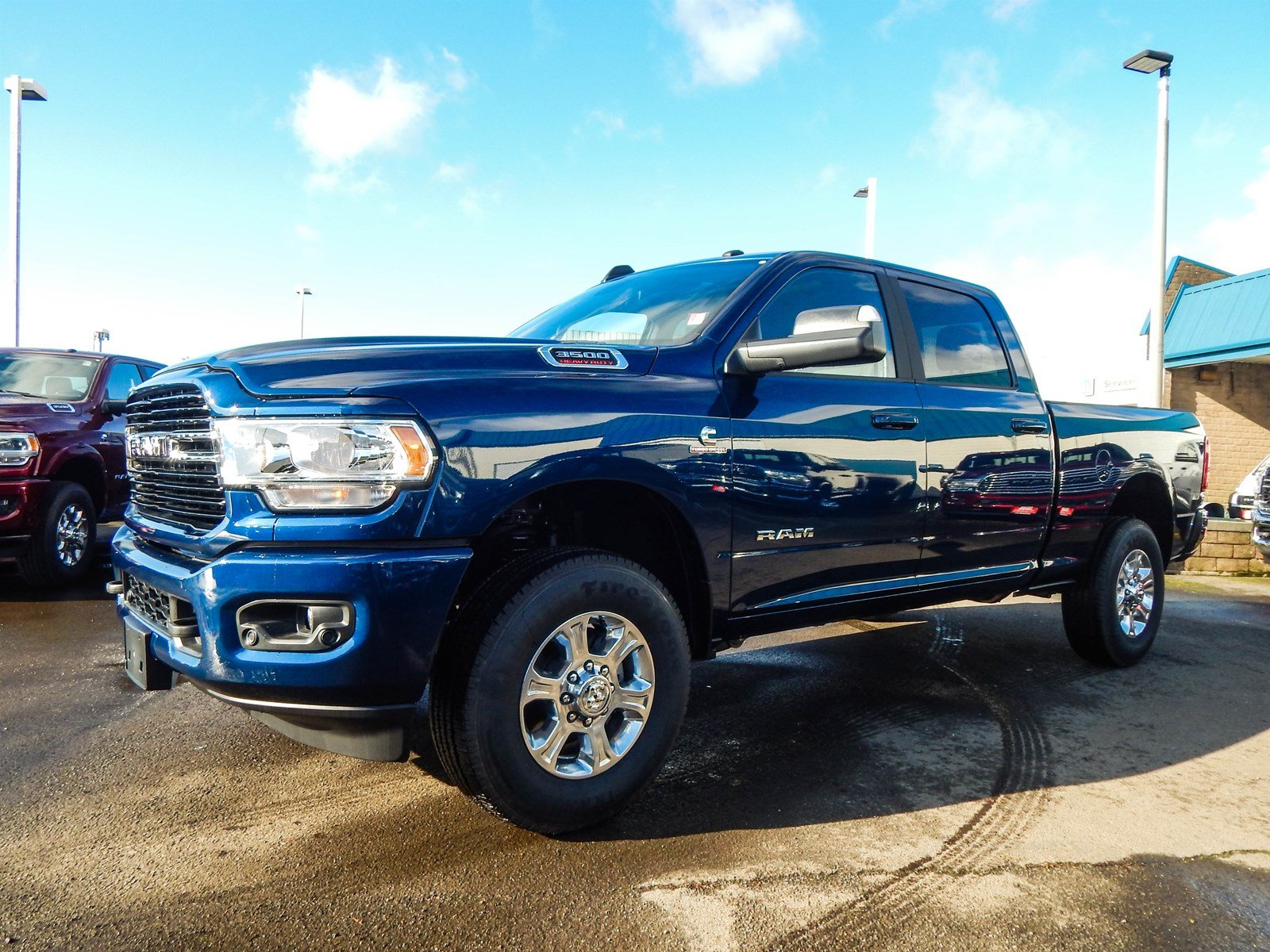 2020 Ram 3500 Crew Cab 4x4, Pickup #R2004 - photo 1