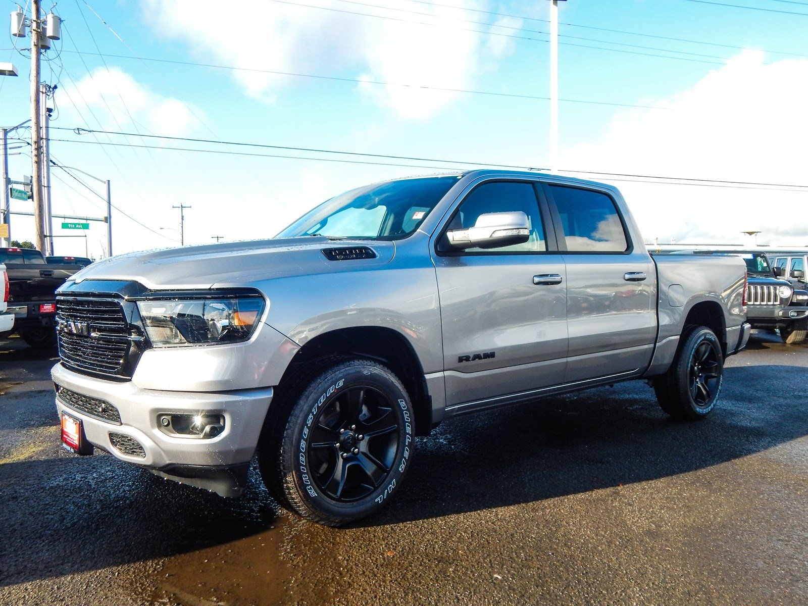 2020 Ram 1500 Crew Cab 4x4, Pickup #R2005 - photo 1