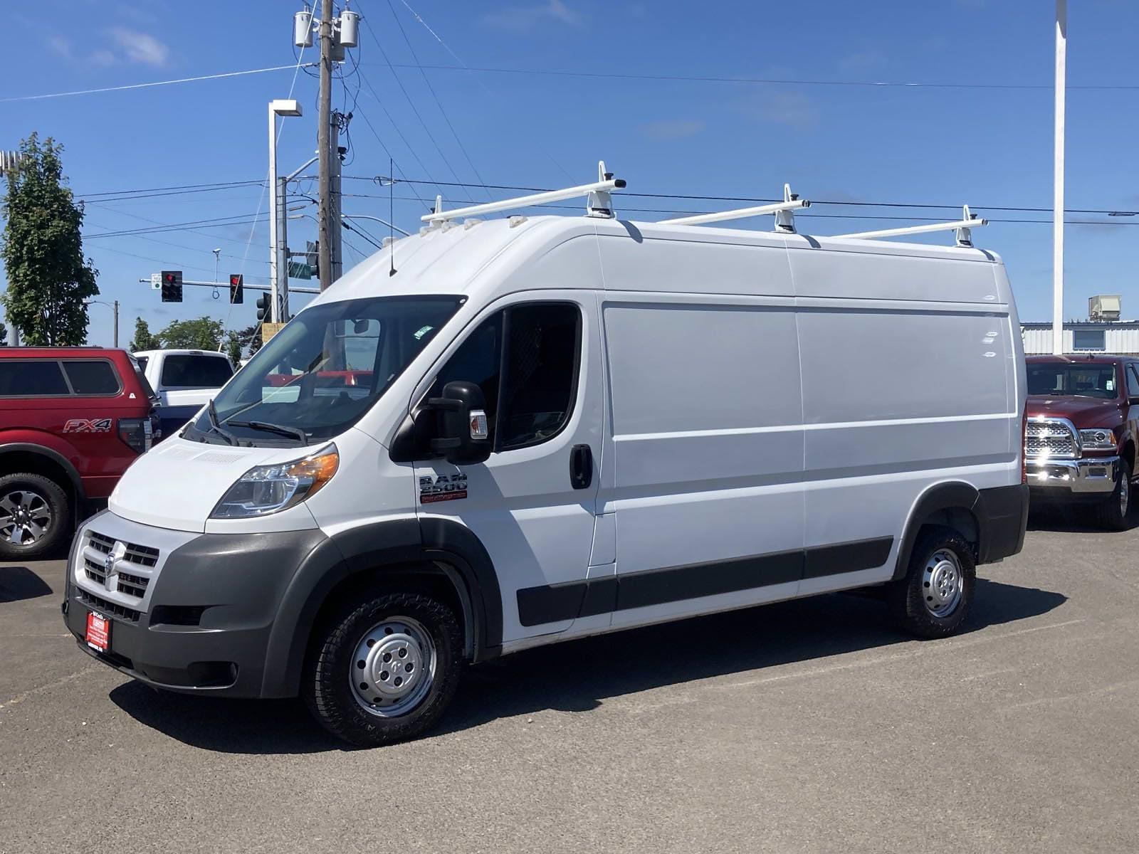 2015 Ram ProMaster 2500 High Roof FWD, Upfitted Cargo Van #R3038A - photo 1