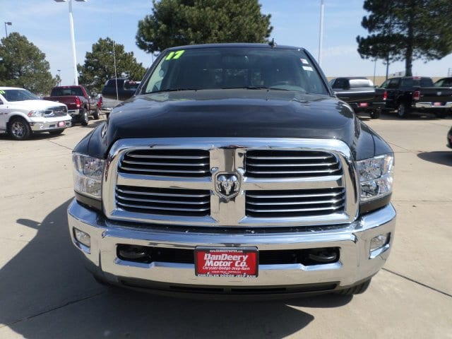 2017 Ram 2500 Mega Cab 4x4 Pickup #DT20528 - photo 3
