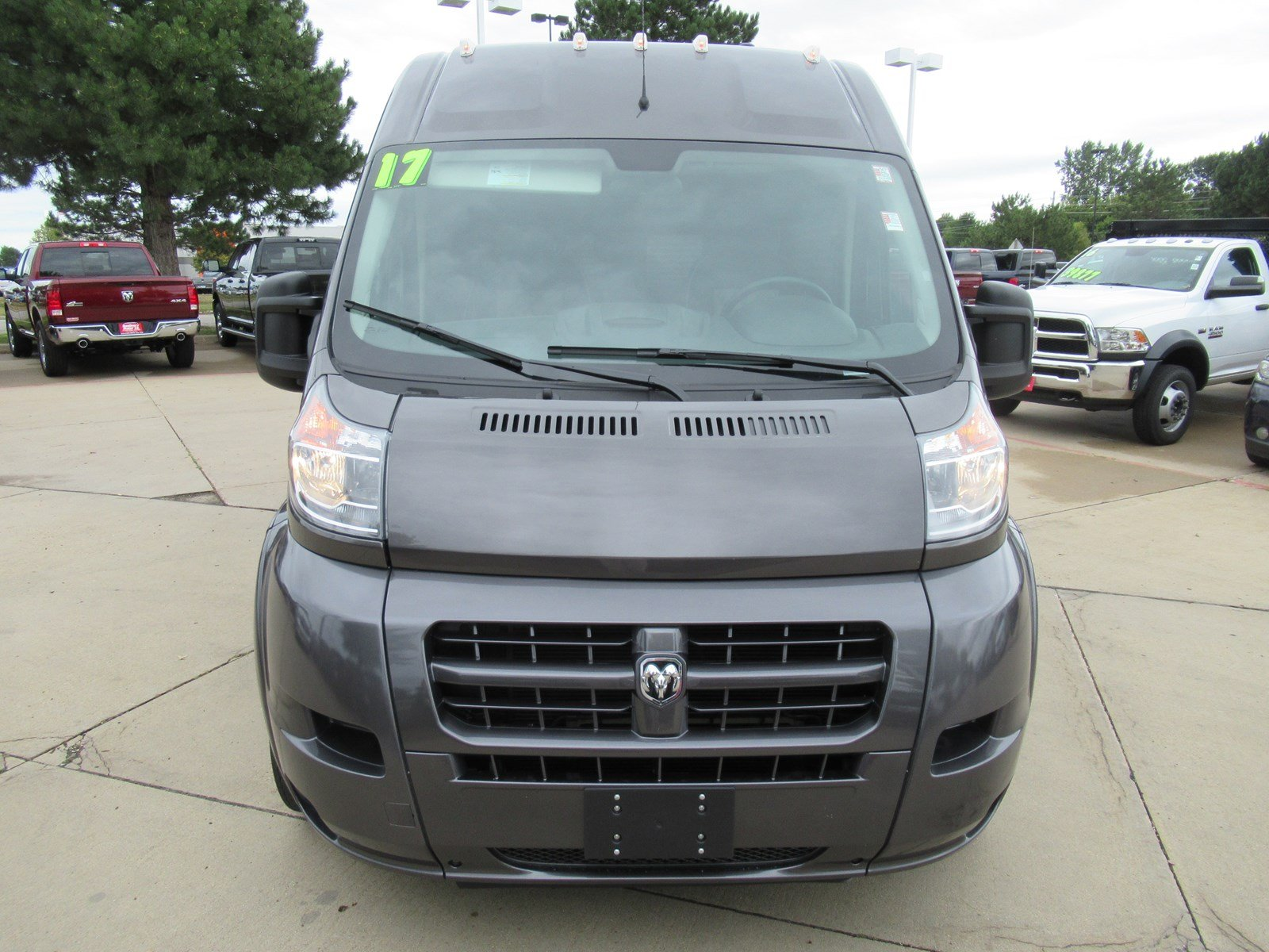 2017 ProMaster 2500 High Roof Passenger Wagon #DT20658 - photo 5