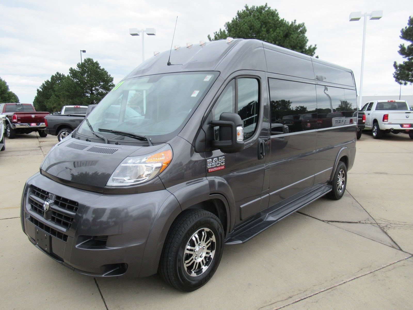 2017 ProMaster 2500 High Roof Passenger Wagon #DT20658 - photo 6