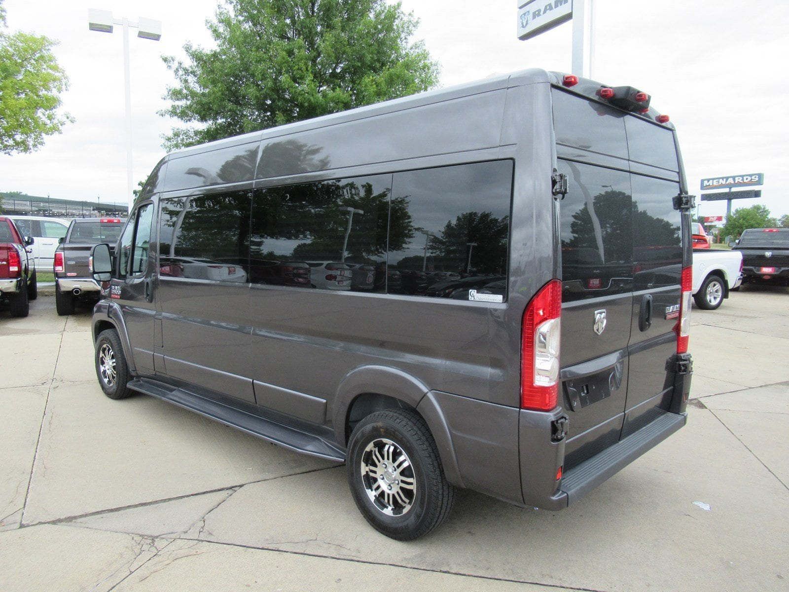 2017 ProMaster 2500 High Roof Passenger Wagon #DT20658 - photo 7