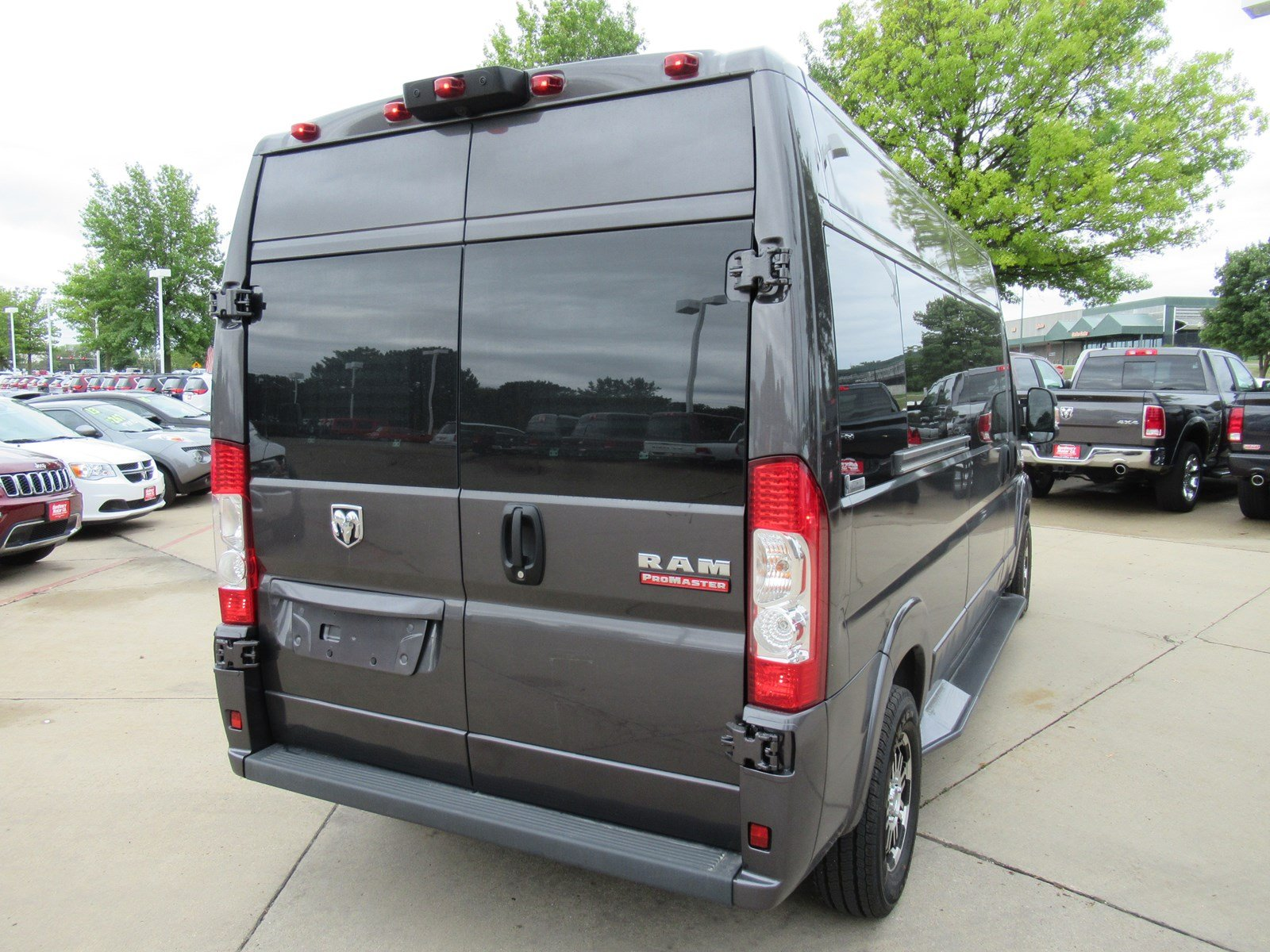 2017 ProMaster 2500 High Roof Passenger Wagon #DT20658 - photo 2