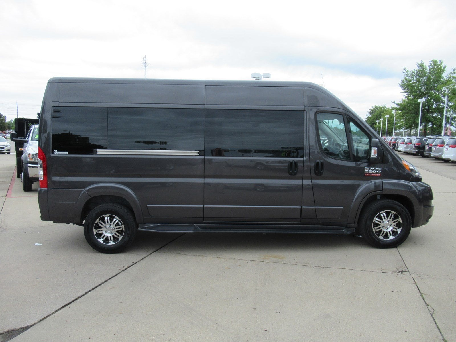 2017 ProMaster 2500 High Roof Passenger Wagon #DT20658 - photo 8
