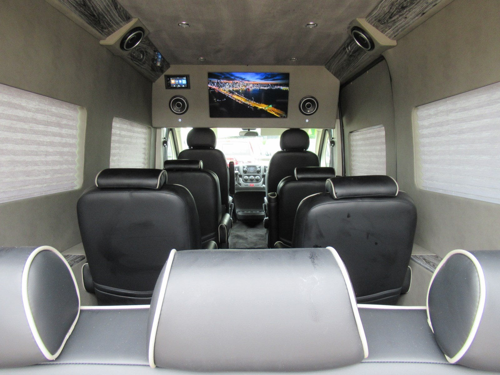 2017 ProMaster 2500 High Roof Passenger Wagon #DT20658 - photo 27