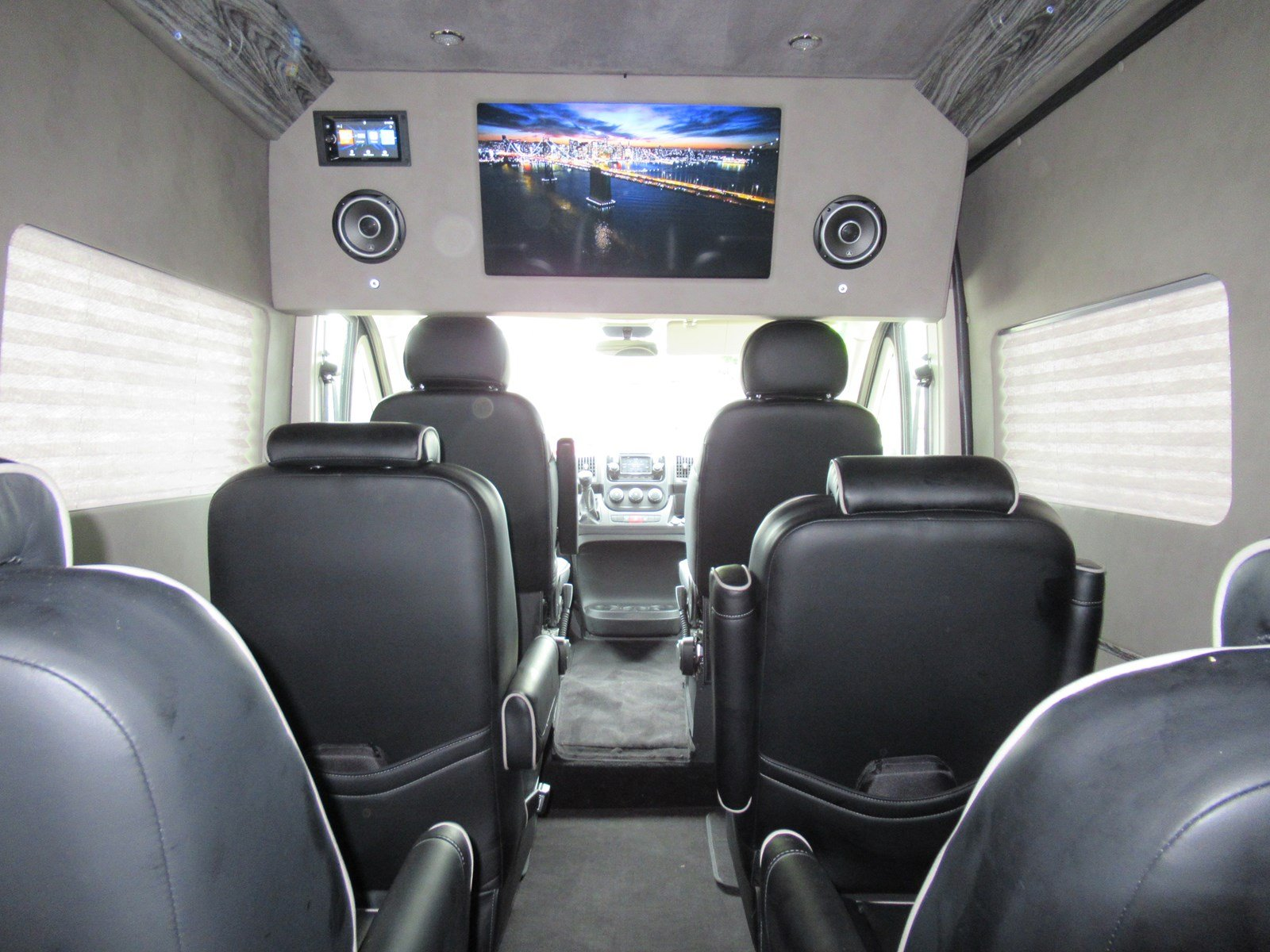 2017 ProMaster 2500 High Roof Passenger Wagon #DT20658 - photo 28