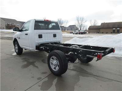 2017 Ram 3500 Regular Cab 4x2,  Cab Chassis #DT20745 - photo 5