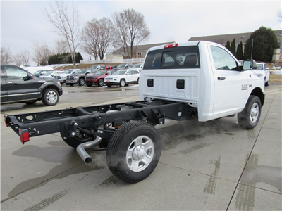 2017 Ram 3500 Regular Cab 4x2,  Cab Chassis #DT20745 - photo 2