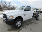 2017 Ram 3500 Regular Cab 4x2,  Cab Chassis #DT20745 - photo 4