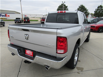 2018 Ram 1500 Crew Cab 4x4, Pickup #DT20973 - photo 2