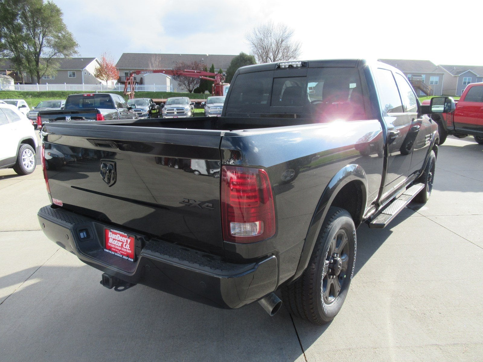2018 Ram 2500 Crew Cab 4x4 Pickup #DT20974 - photo 2