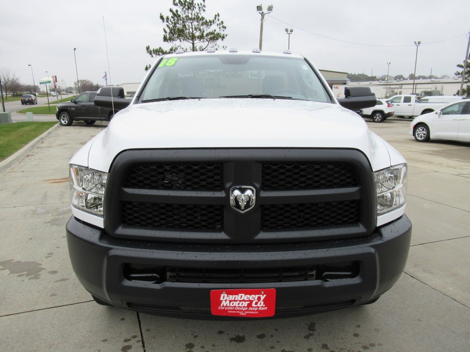 2018 Ram 3500 Regular Cab DRW 4x2,  Cab Chassis #DT21001 - photo 3