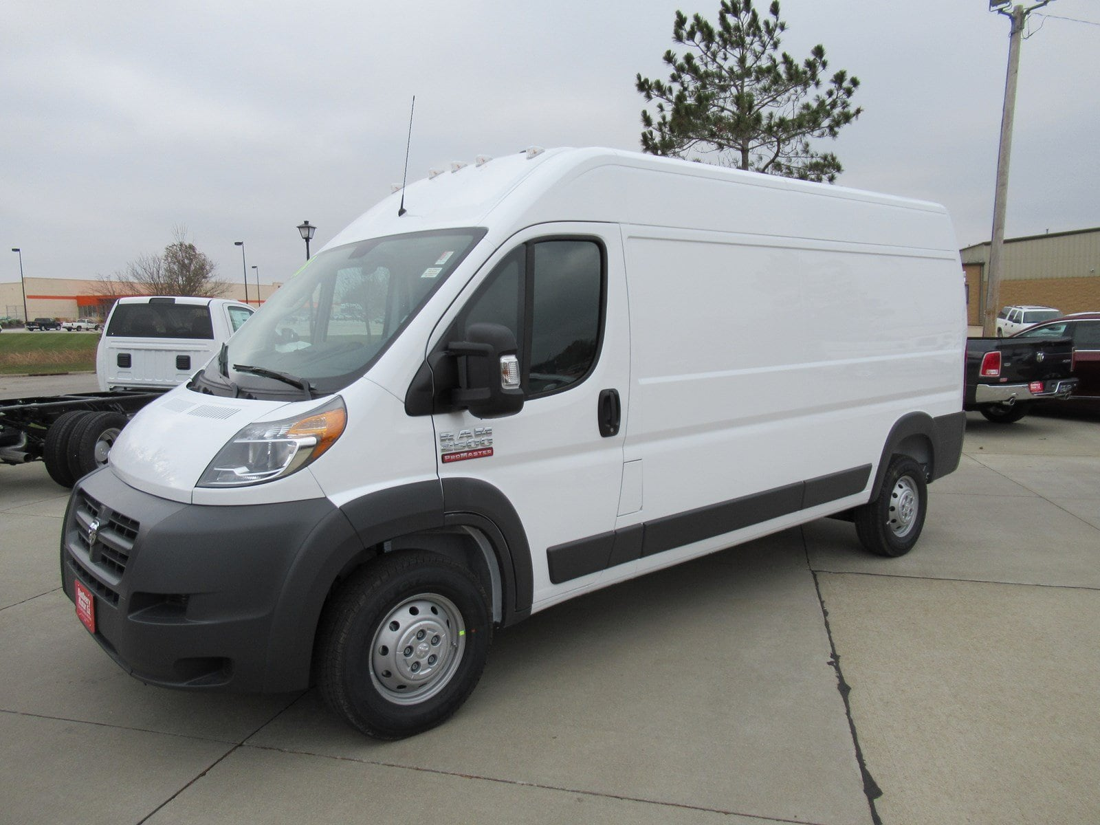 2018 ProMaster 2500 Cargo Van #DT21005 - photo 4