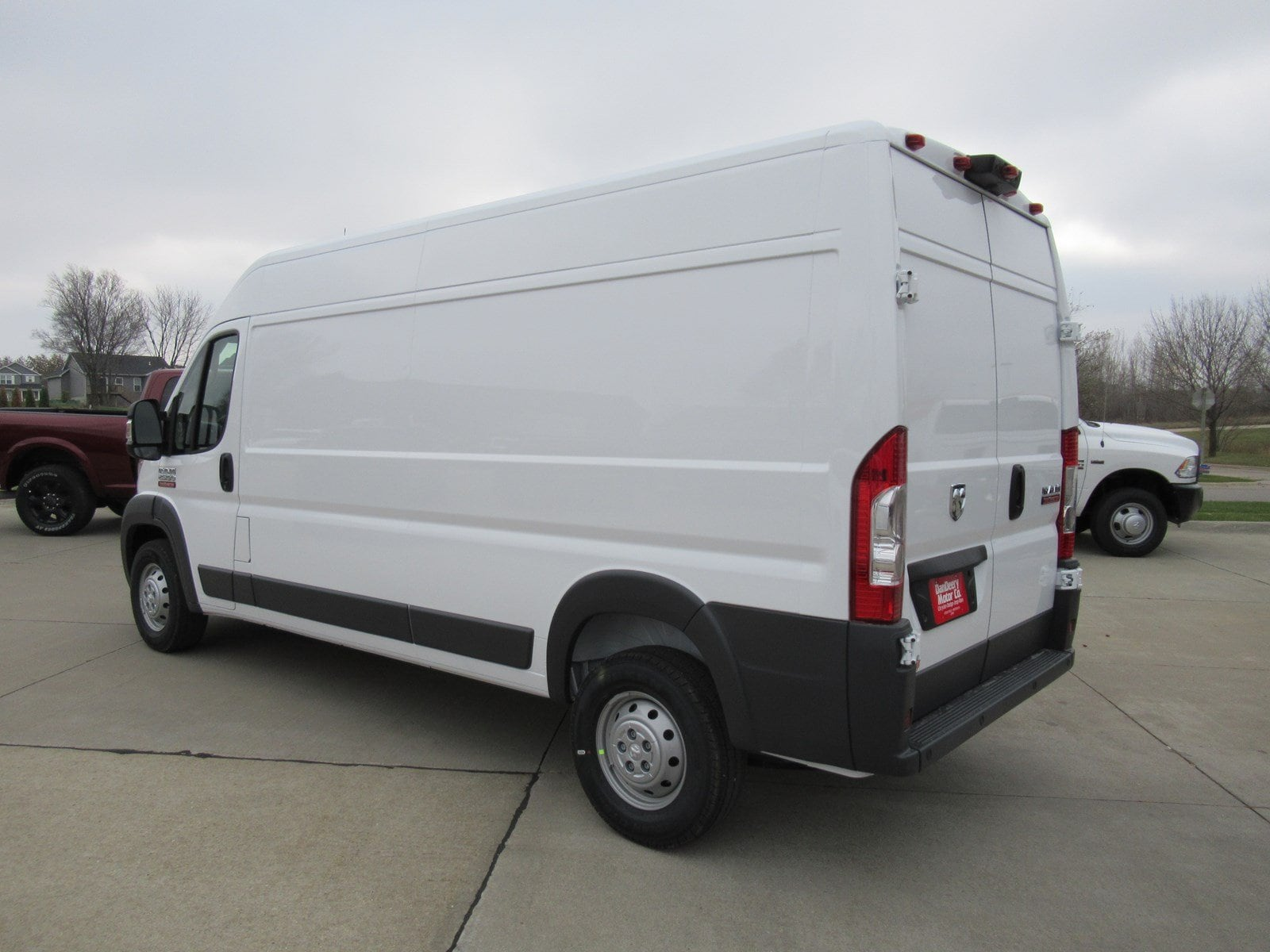 2018 ProMaster 2500 Cargo Van #DT21005 - photo 5