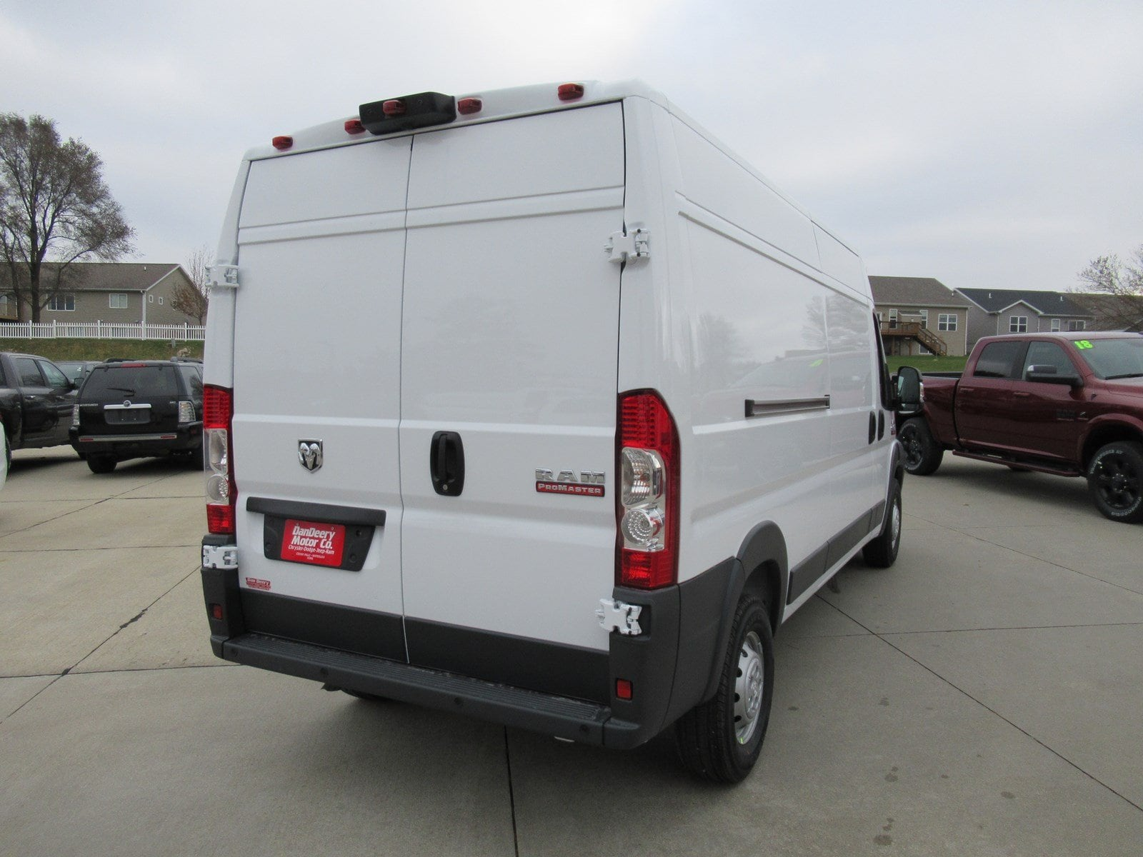 2018 ProMaster 2500 Cargo Van #DT21005 - photo 6