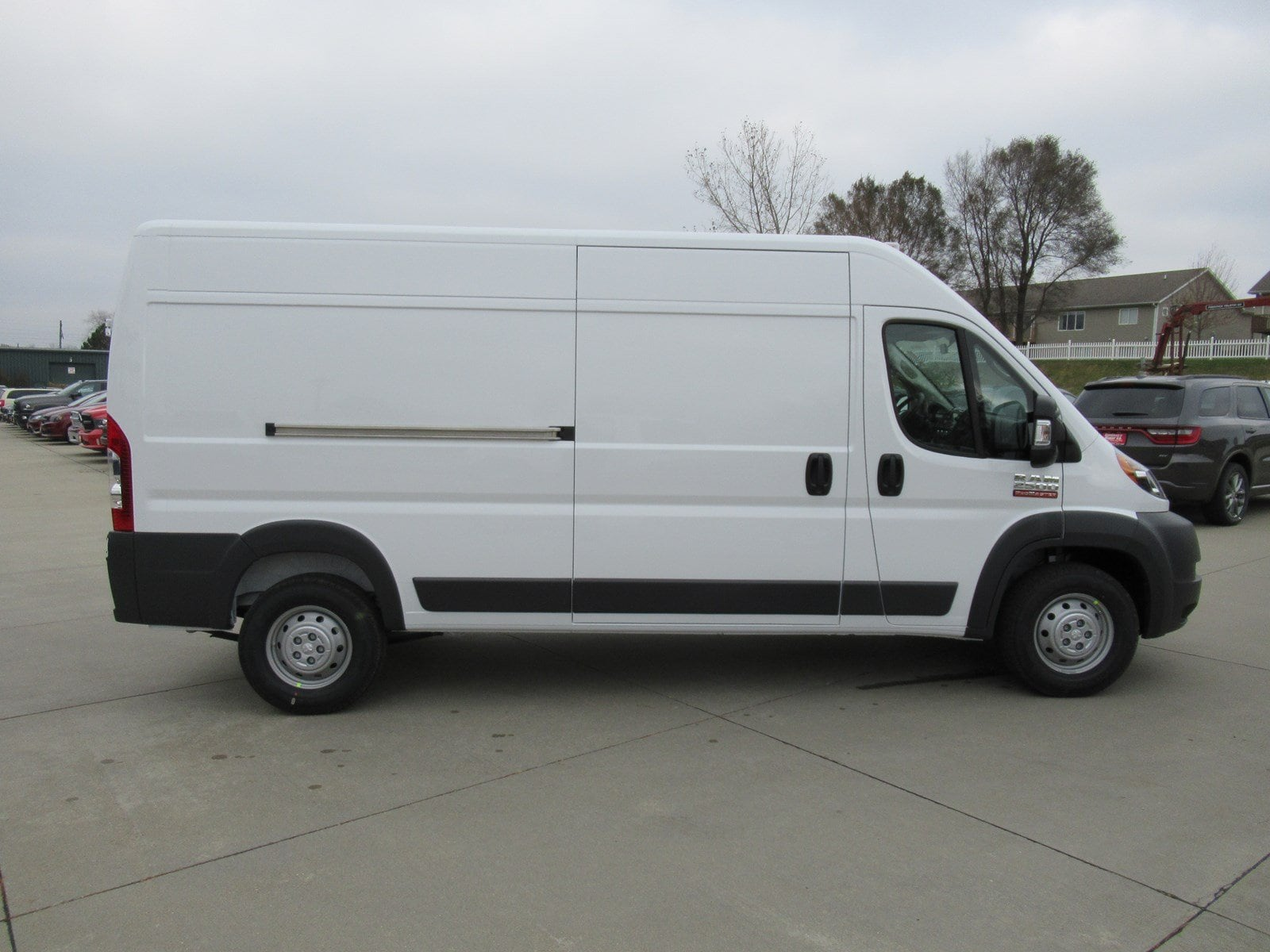 2018 ProMaster 2500 Cargo Van #DT21005 - photo 7