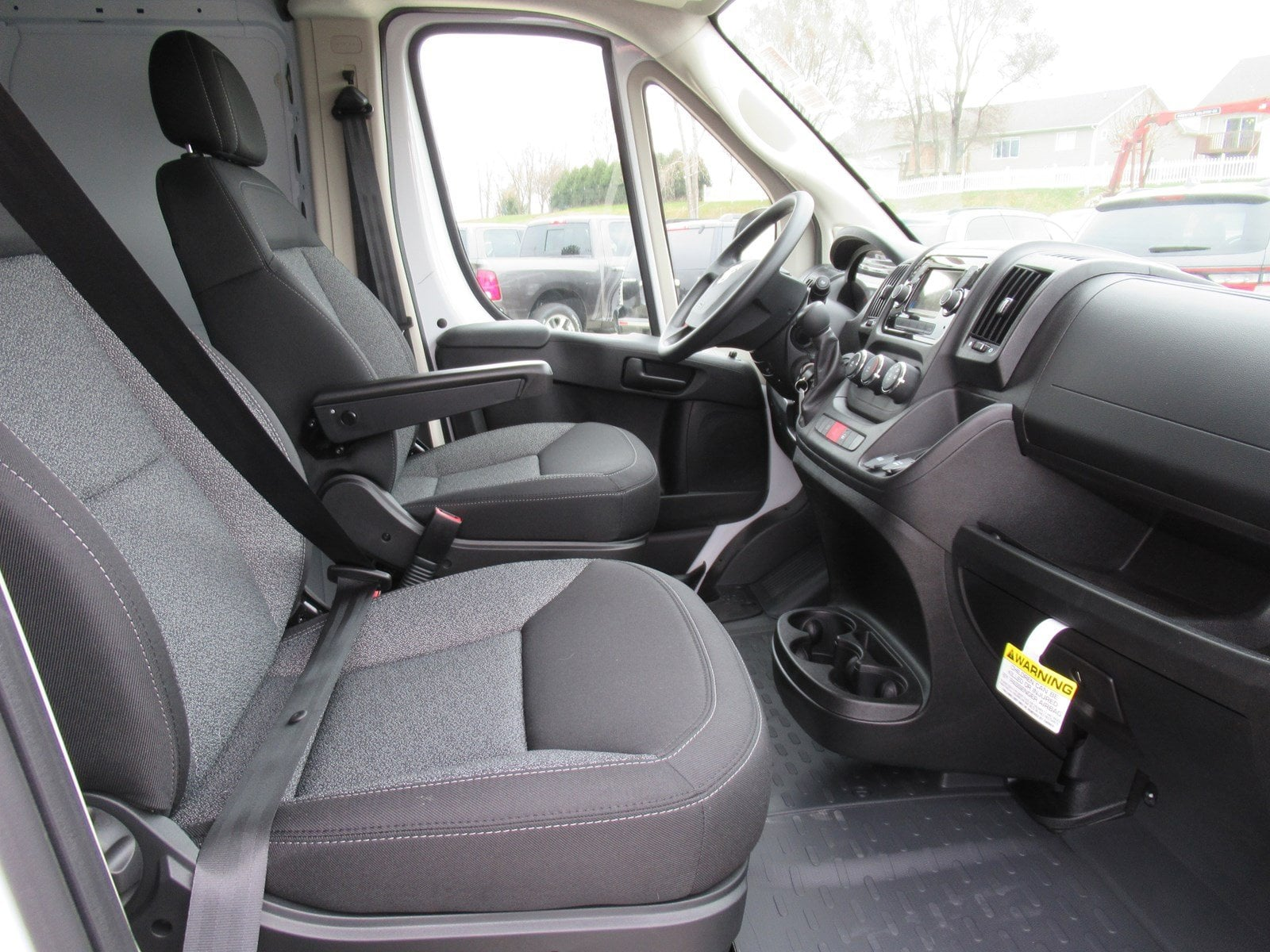 2018 ProMaster 2500 Cargo Van #DT21005 - photo 11