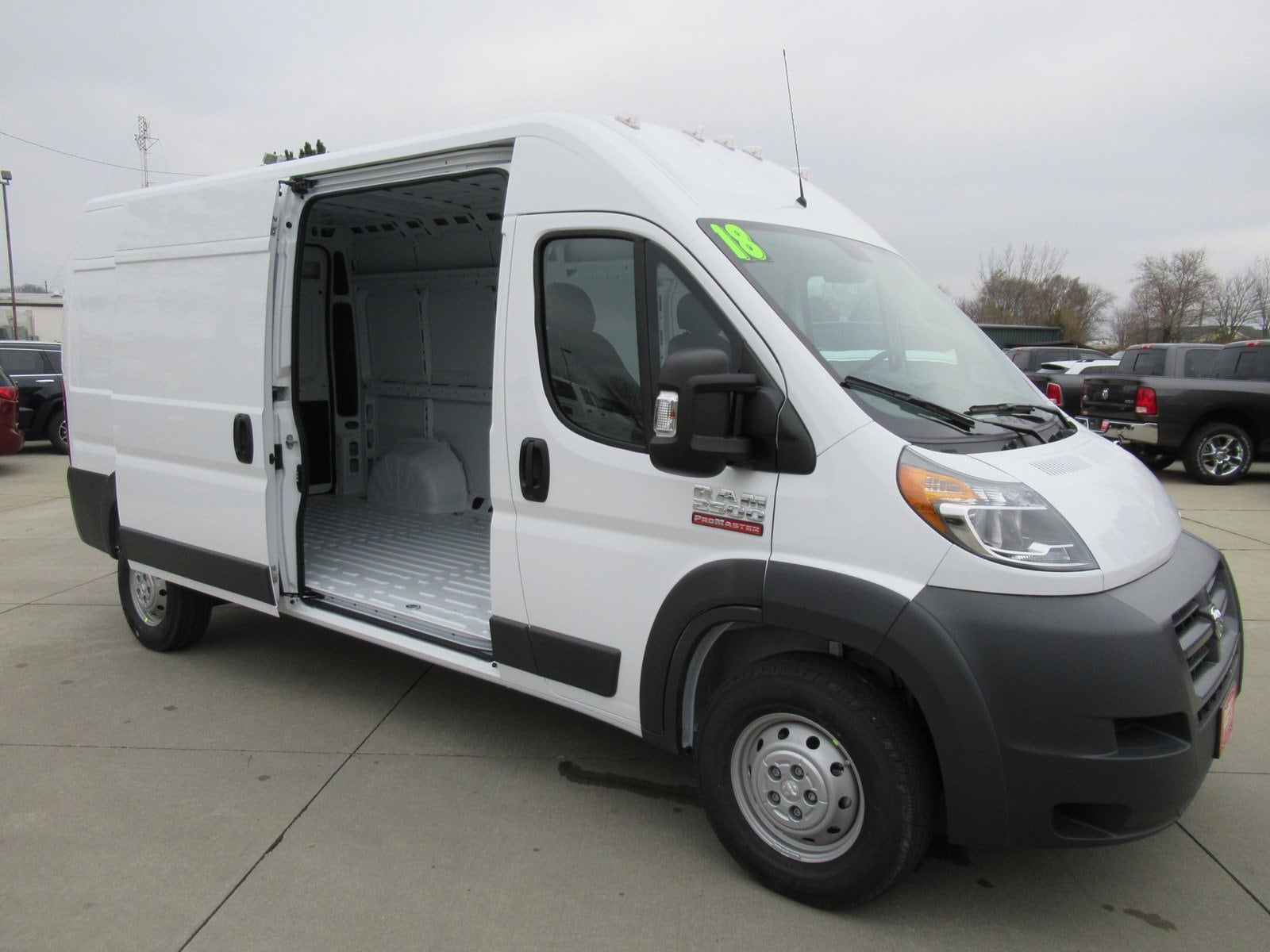 2018 ProMaster 2500 Cargo Van #DT21005 - photo 12